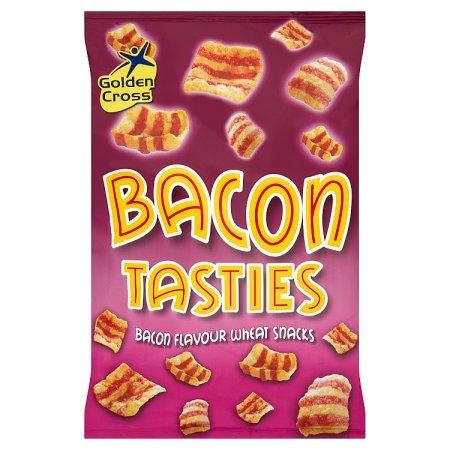 golden cross bacon tastys jumbo pack 150g