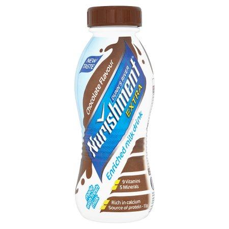 nurishment chocolate extra 310ml