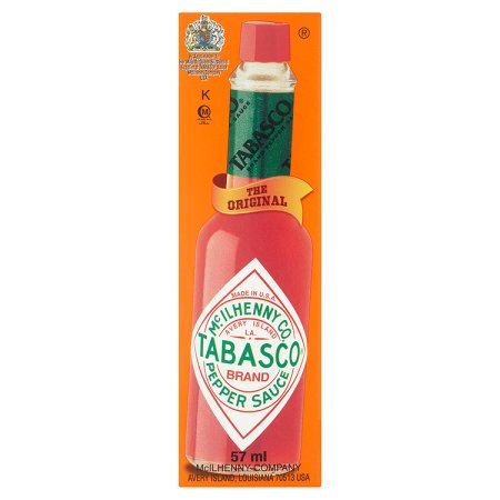 tabasco red sauce 57cl