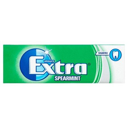 wrigley extra spearmint 10s
