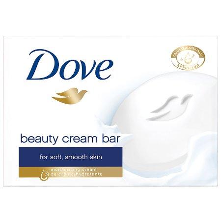 dove bar cream 4 pack 4x100g