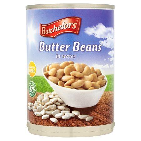 batchelors butter beans 400g