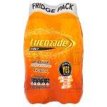 lucozade energy orange [4 pack] 380ml