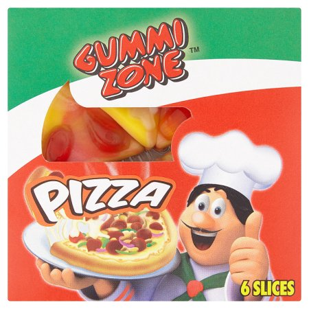 gummy pizza 30p 25p