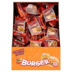 gummy regular burger 60s