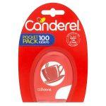 canderel tablets 100s
