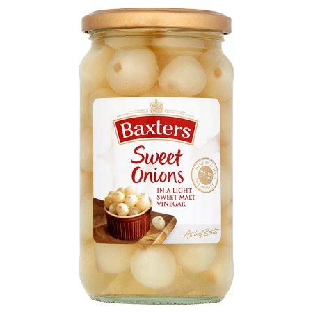 baxters sweet onions 475g
