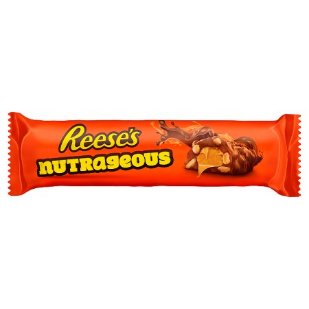 reeses nut rageous bar 47g