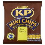 kp mini chips bbq beef 33g