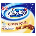 milky way crispy roll [5 pack] 5pk