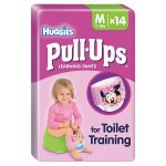 huggies pullups girl 1 - 2 17s