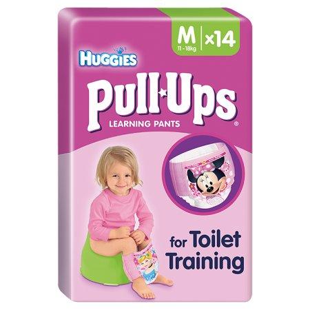 huggies pullups girl 1 - 2 17s