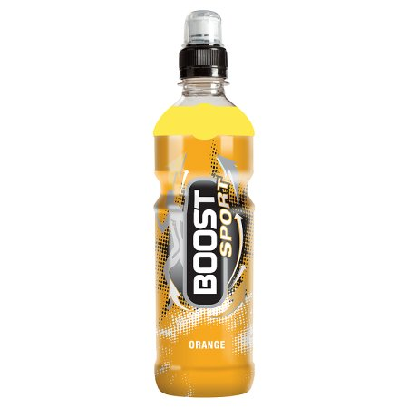 boost sport orange 50p 500ml