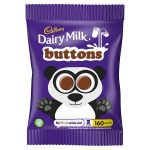 cadbury chocolate button 30g
