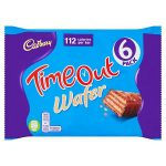 cadbury time out 6pk 6pk