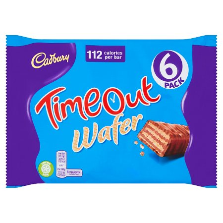 cadbury time out 6pk 6pk