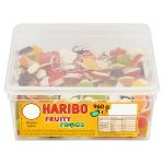 haribo fruity frogs 2p 300s