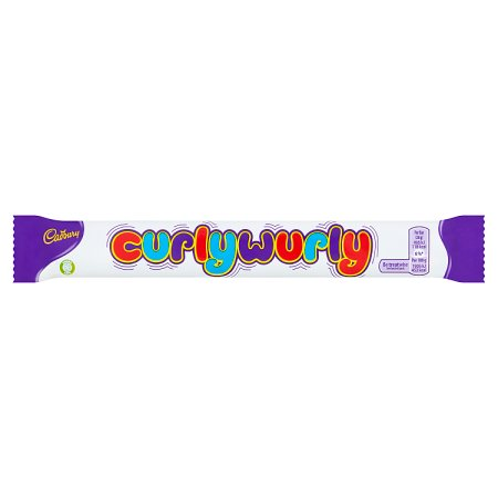 cadbury curly wurly longer bar 48s