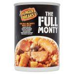 hunger breaks full monty 395g