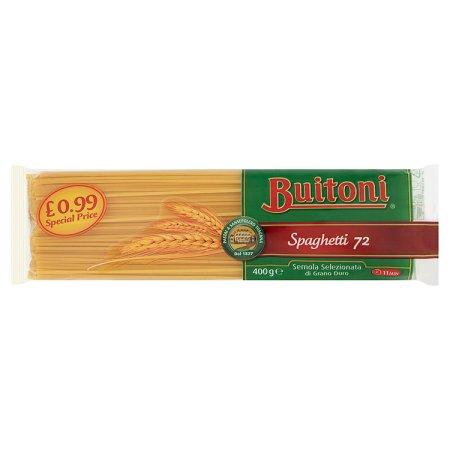 buitoni short spaghetti 99p 400g