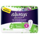 always discreet small 20s