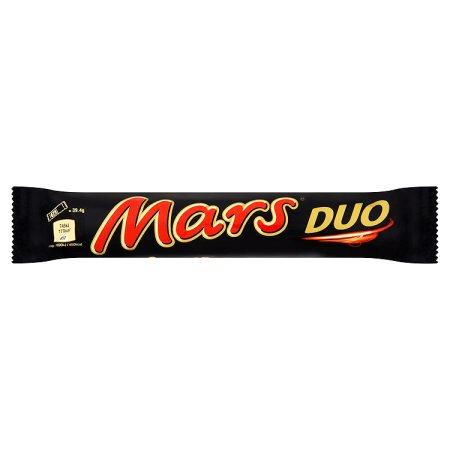 mars bar duo 85g
