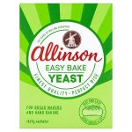 allinson easy bake yeast 7g