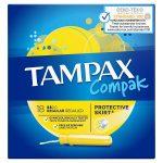 tampax compax regular 18s
