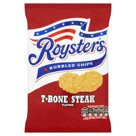 kp roysters t bone steak 21g