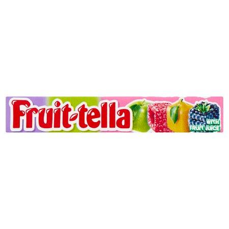 fruittella english fruit 40s