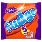 cadbury fudge [5 pack] 5pk