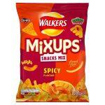 walkers mix ups spicy 120g