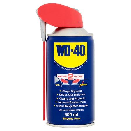 wd40 lubricant 300ml