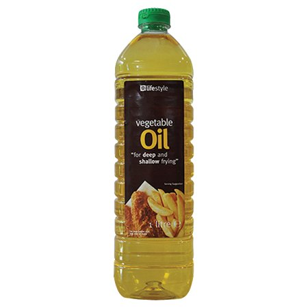 lifestyle vegetable oil 1ltr