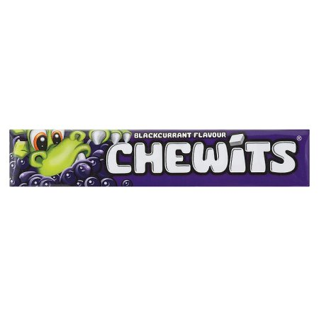 chewits blackcurrant stick pack 40s