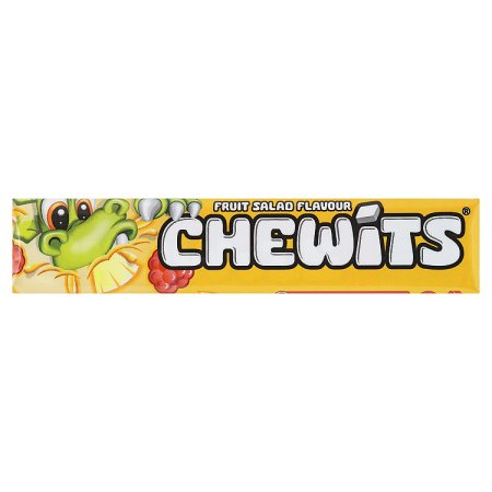 chewits fruit salad stick pack 40s