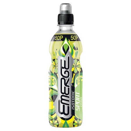 emerge isotonic citrus 50p 500ml