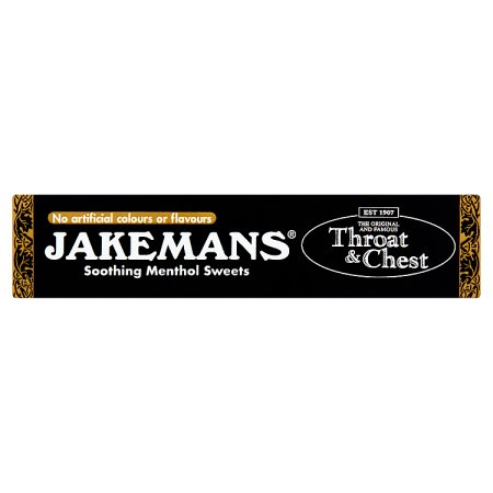 jakemans throat & chest stick std