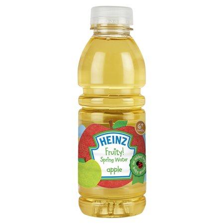 heinz babies apple juice 500ml