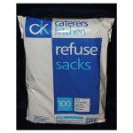 ck reffuse sacks flatpack 100s
