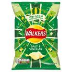 walkers salt & vinegar 32.5g