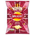 walkers smokey bacon 32.5g