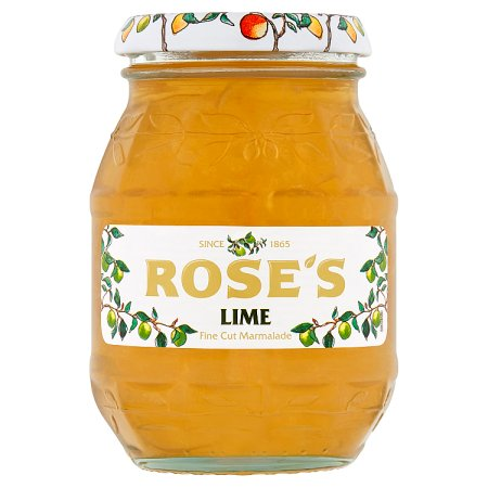 roses lime marmalade jam 454g