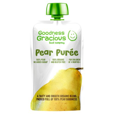 goodness gracious pear 100g