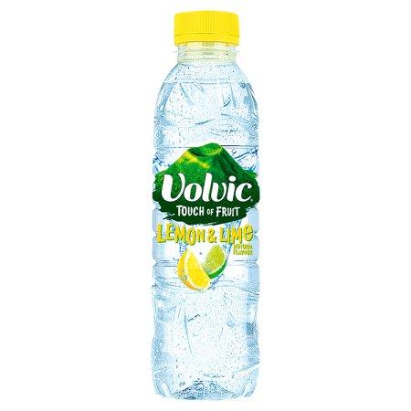 volvic tof lemon & lime 50cl