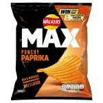 walkers max paprika 50g