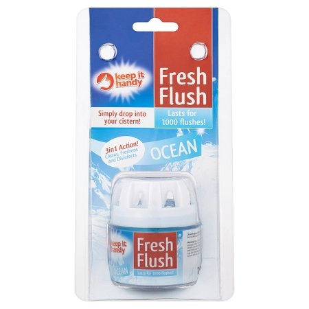 prism ocean fragranced flush [pound lines] 70g