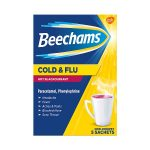 beechams hot blackcurrant sachets 5s