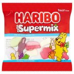 haribo super mix mini bags 10p