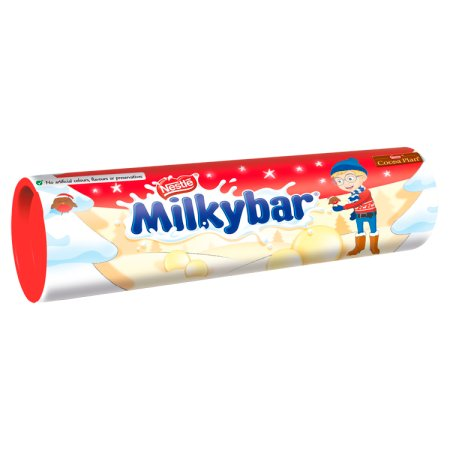 nestle milkybar buttons giant tube 100g
